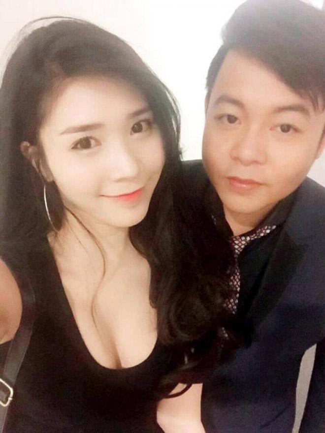 Bạn gái cũ của Quang Lê khiến cư dân mạng đỏ mặt vì dáng ngồi hớ hênh 2