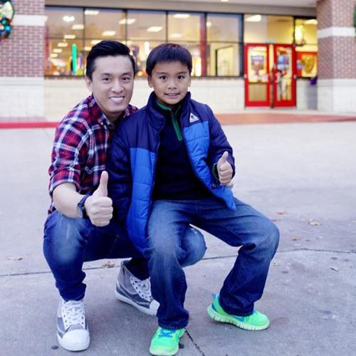 Hiếm hoi anh trai Lam Trường mới lộ diện: Ngỡ ngàng với ngoại hình như '2 giọt nước'  4