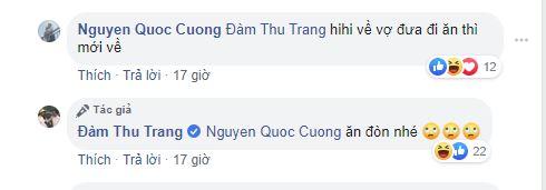 Cường đô la ê chề bị Đàm Thu Trang đăng đàn dằn mặt vì bỏ vợ đi chơi 3