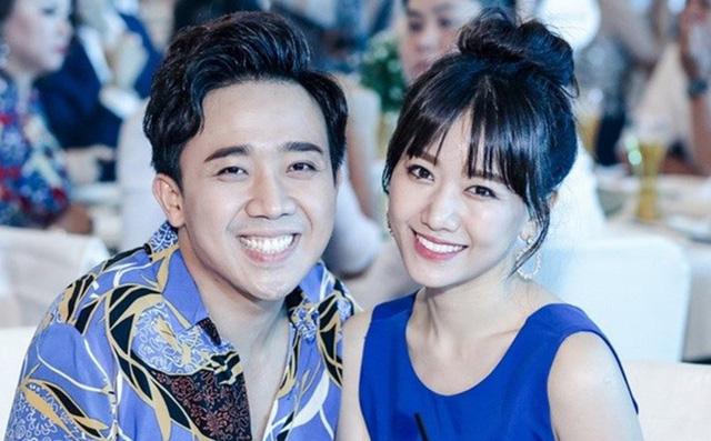 Trấn Thành công khai chân dung 'con gái' cưng với Hari Won: Nhìn thôi đã thấy đẹp 2