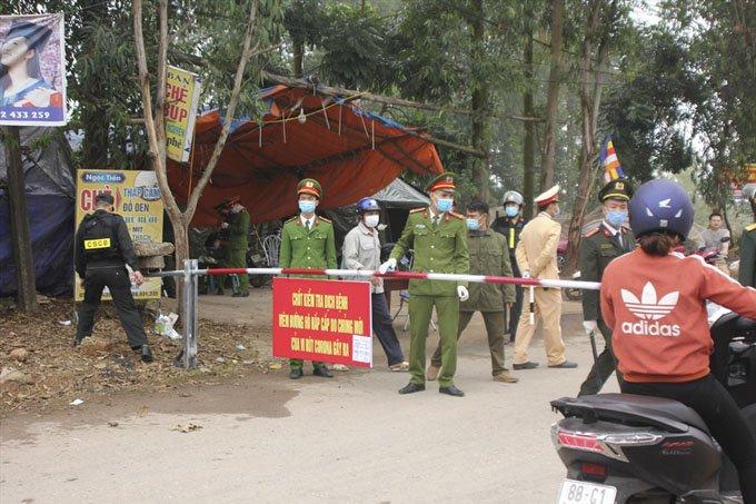 Tin tức pháp luật 24h: Tin mới về người trốn khỏi Sơn Lôi, nộp phạt vi phạm qua mạng 1