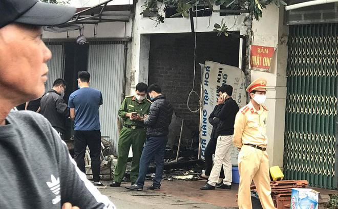 Trích xuất camera phát hiện tình tiết bất ngờ vụ cháy nhà ở Hưng Yên 2