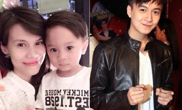 Thanh Thảo khoe khoảnh khắc con trai Ngô Kiến Huy bên em gái cùng mẹ khác cha 3