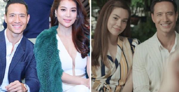 Tình cũ đại gia hơn tuổi của Kim Lý công khai mối quan hệ hiện tại khi Hà Hồ nghi mang bầu 3