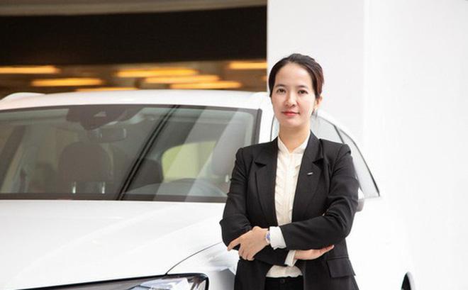 Tin tức kinh doanh 24h: Nữ doanh nhân 8X làm Phó Tổng giám đốc Audi Việt Nam 1