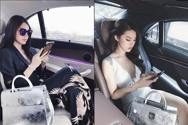 Nữ đại gia khiến Jolie Nguyễn phải chào thua vì khả năng 'đốt tiền': Hóa ra là gương mặt quen thuộc 2