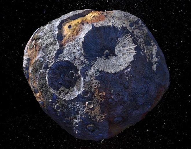Phát hiện hành tinh mới chứa đầy vàng trị giá triệu tỉ USD 1