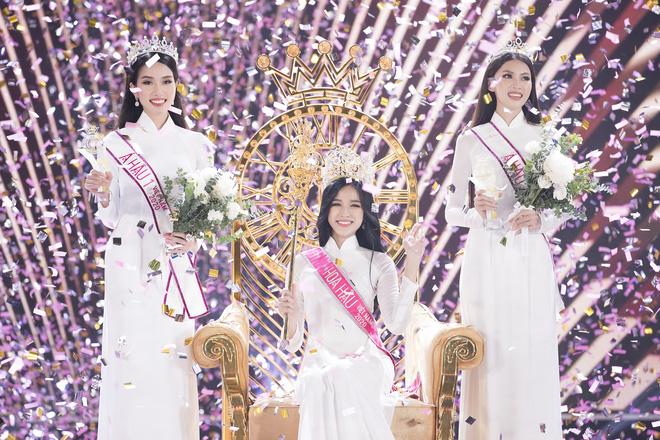 Đỗ Thị Hà đăng quang 'Hoa hậu Việt Nam 2020' với câu ứng xử định mệnh 3