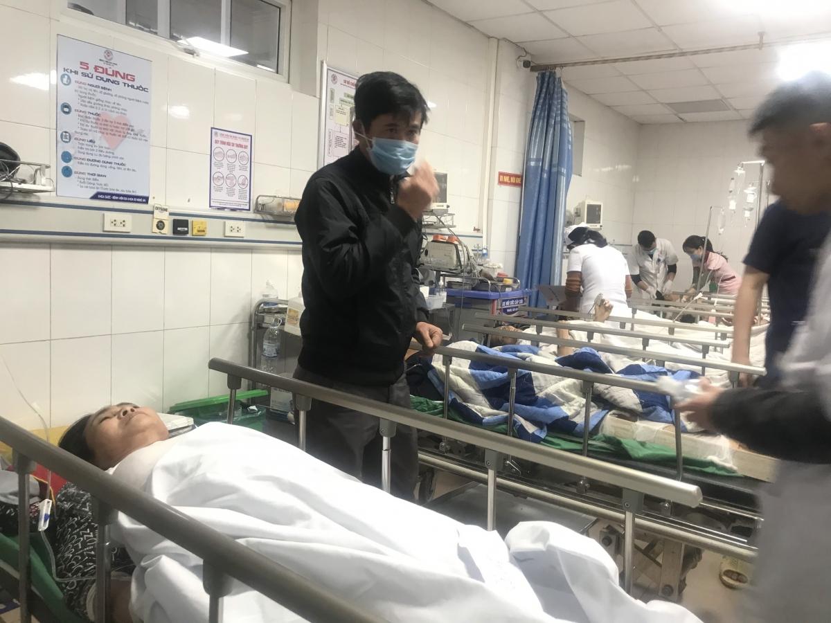 اخبار حقوقی 24 ساعته: هنگامی که از شما خواسته می شود راننده اراذل و اوباش می شود ، کارکنان ایستگاه Ninh Xuan BOT مورد حمله قرار می گیرند 4