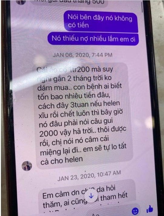اقوام همچنان شواهد را برای رد همسر دوم وانگ کوانگ لانگ درز می کنند 3