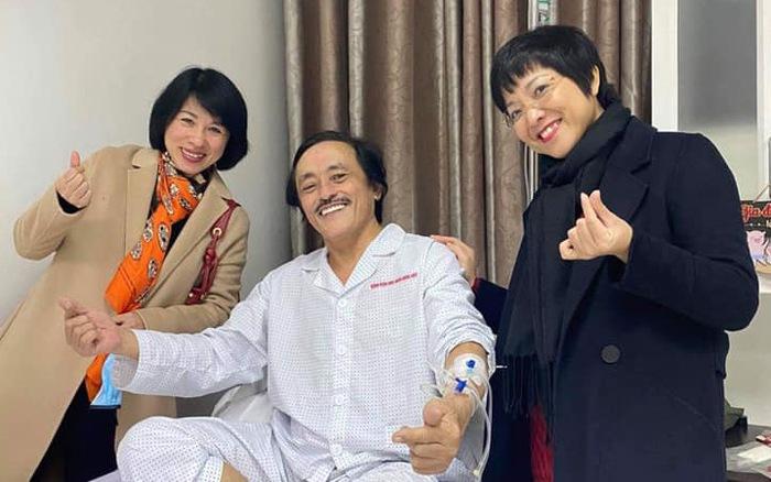 Nghệ sĩ Giang còi trở bệnh nặng, đăng bán gấp xe hơi để chạy chữa 6