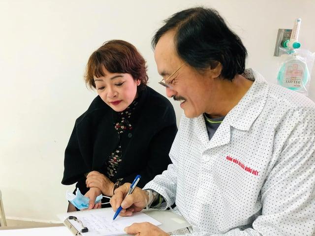 Nghệ sĩ Giang Còi qua đời sau thời gian dài chiến đấu với ung thư 4