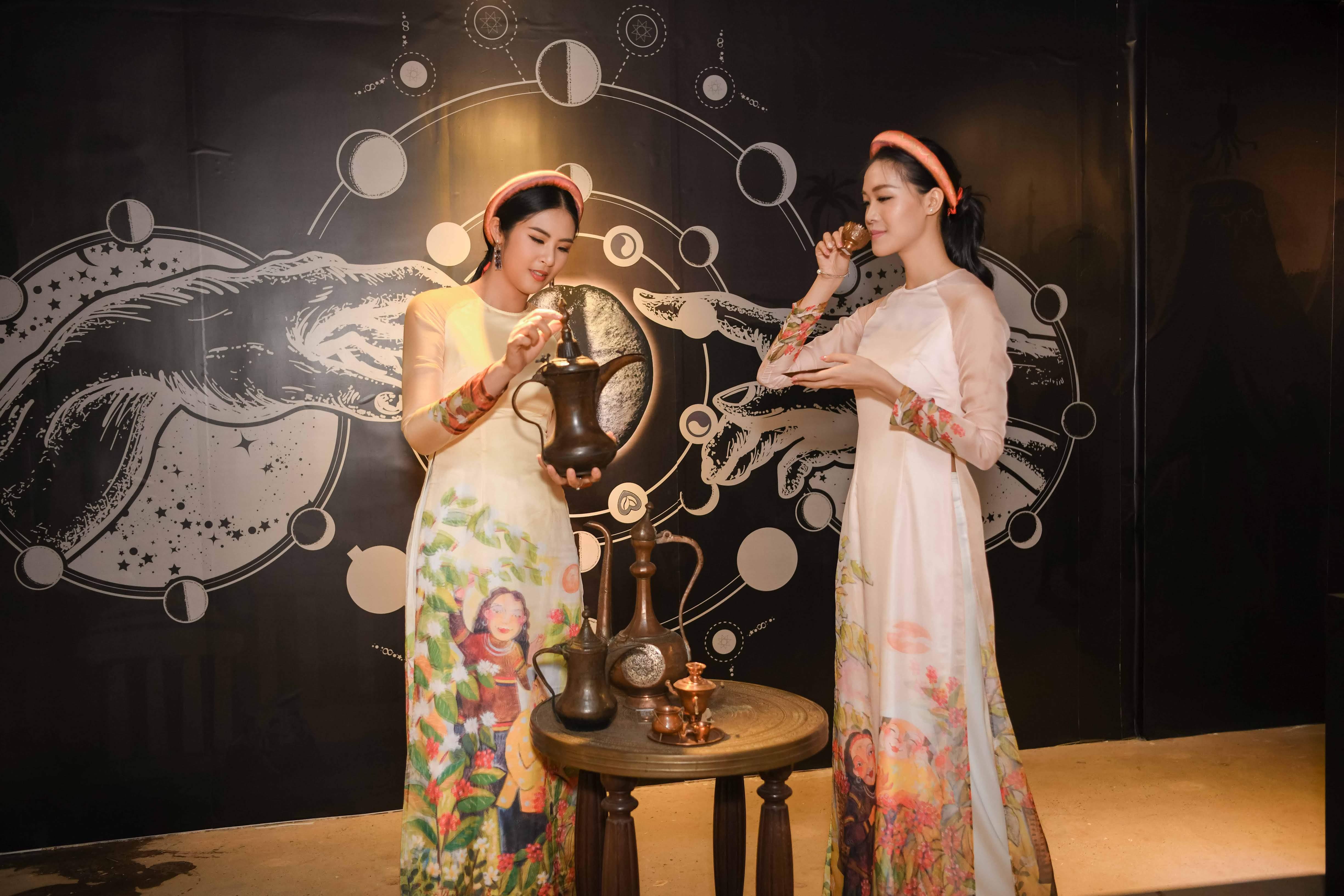 Hoa hậu Thùy Dung tái xuất, ngỡ ngàng nhan sắc sau 10 năm đăng quang 5