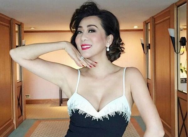 U60, MC Nguyễn Cao Kỳ Duyên diện áo tắm quá nóng bỏng, người hâm mộ