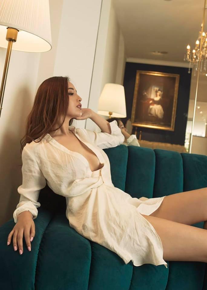 Vẻ quá nóng bỏng của Hoa hậu Mai Phương Thúy khiến Noo Phước Thịnh đắm say 3