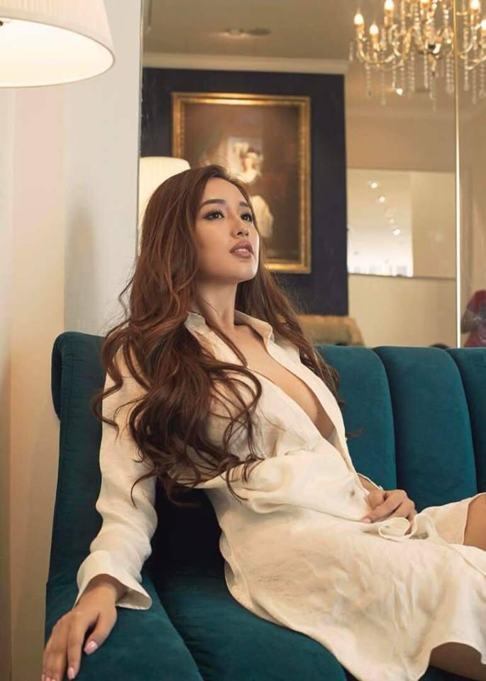 Vẻ quá nóng bỏng của Hoa hậu Mai Phương Thúy khiến Noo Phước Thịnh đắm say 4