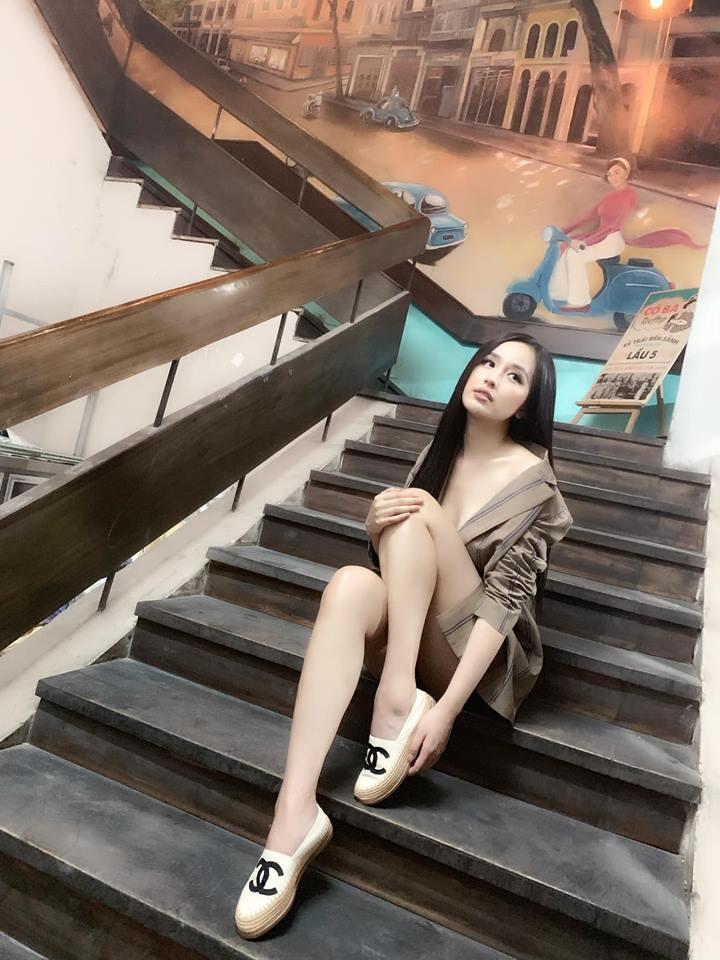 Vẻ quá nóng bỏng của Hoa hậu Mai Phương Thúy khiến Noo Phước Thịnh đắm say 9