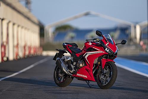 Tin tức ô tô - xe máy mới nhất ngày 25/3/2019: Sportbike Honda CBR500R 2019 giá 187 triệu 5