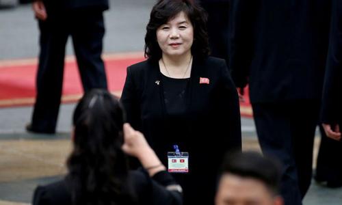 Triều Tiên chỉ đích danh hai quan chức cản trở thỏa thuận Mỹ - Triều tại Hà Nội 1