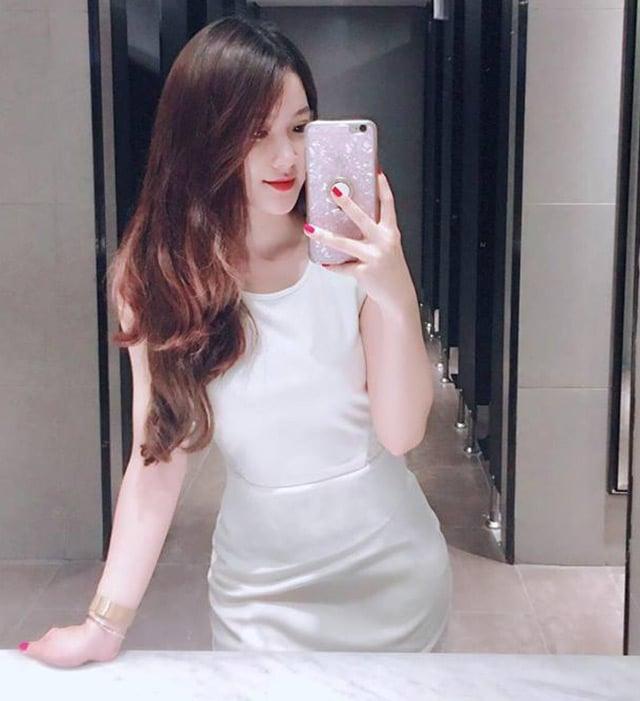 Danh tính girl xinh được tìm kiếm nhiều nhất sau trận U23 Việt Nam - U23 Thái Lan 2