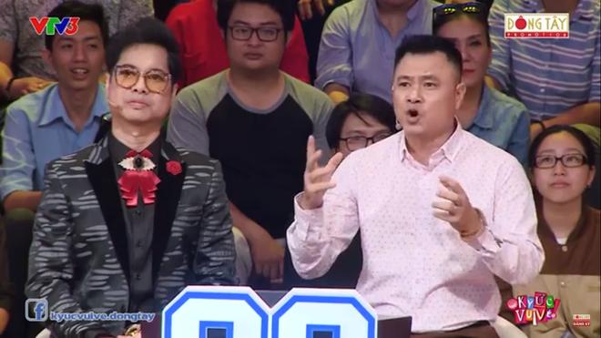 NSND Tự Long thừa nhận: 'Tôi từng rất thù Đan Trường' 1