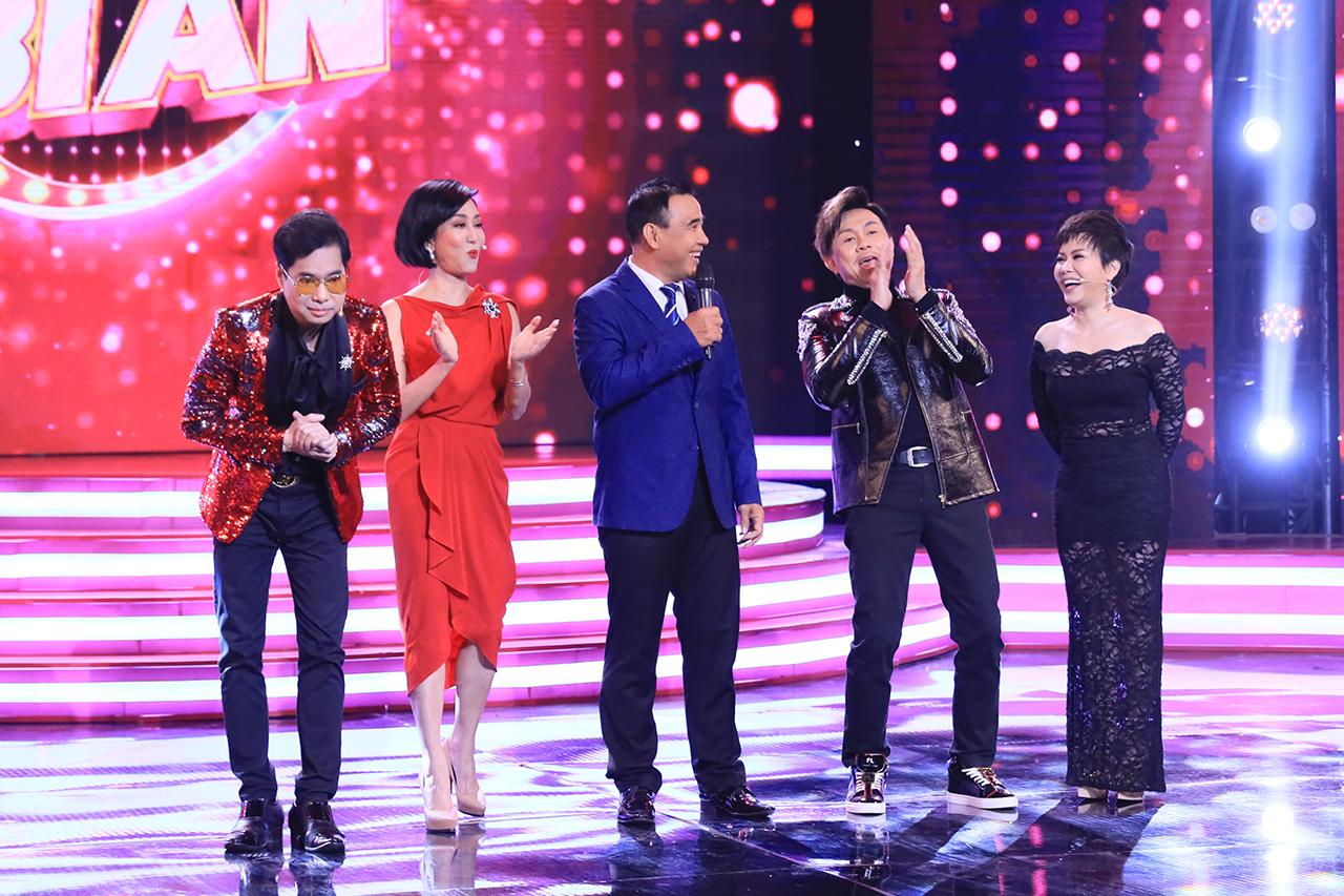 MC hải ngoại Nguyễn Cao Kỳ Duyên bất ngờ về nước làm giám khảo gameshow 4