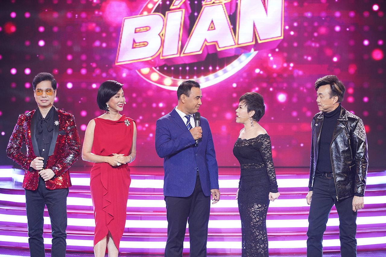 MC hải ngoại Nguyễn Cao Kỳ Duyên bất ngờ về nước làm giám khảo gameshow 5