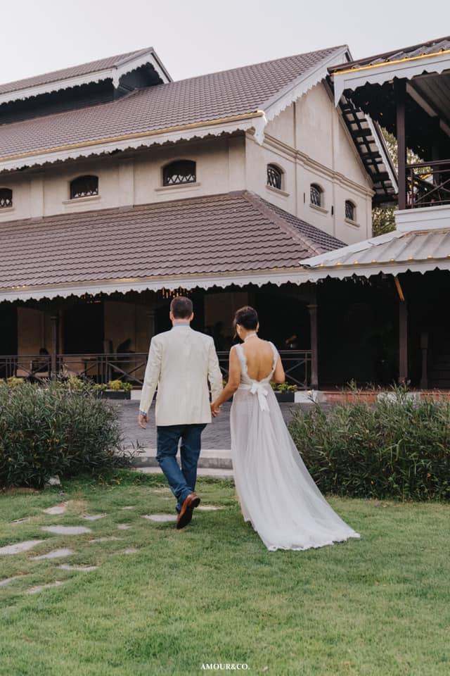 Cận cảnh đám cưới xa hoa của chồng cũ Hồng Nhung với cô dâu Myanmar 4