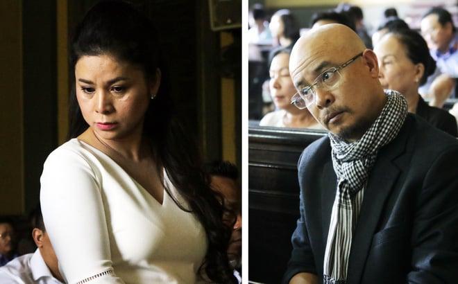 Hậu ly hôn, ông Đặng Lê Nguyên Vũ và bà Lê Hoàng Diệp Thảo lại 'chìm' trong kiện tụng 1