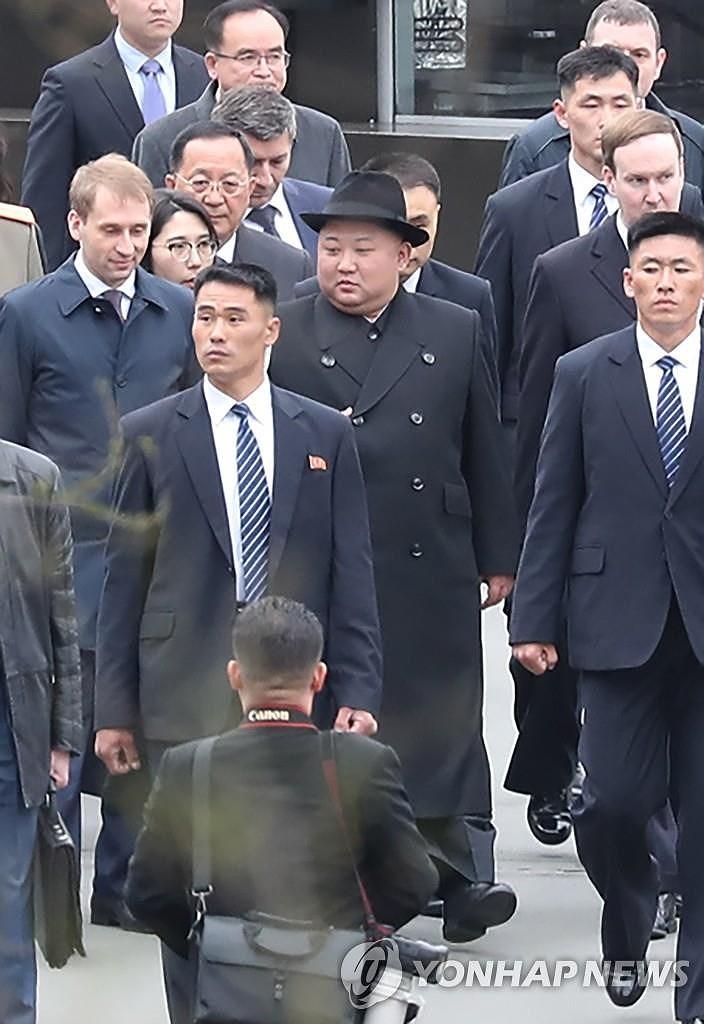 Tiết lộ thực đơn ông Kim Jong un được chiêu đãi tại Nga 1