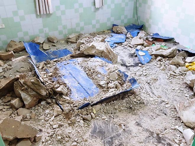Vụ 2 thi thể trong khối bê tông: Nạn nhân Linh bỏ trốn bằng cách nhảy lầu 1