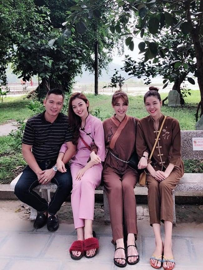 Hé lộ cuộc sống làm mẹ đơn thân của 'tình cũ' Trường Giang 4