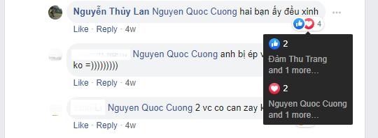 Cường đô la ngầm xác nhận chuyện Đàm Thu Trang mang thai? 3