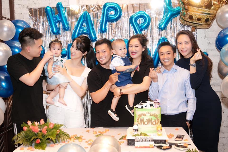 Cường đô la ngầm xác nhận chuyện Đàm Thu Trang mang thai? 1