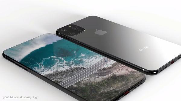 Mô hình iphone 11 chính thức lộ diện 2