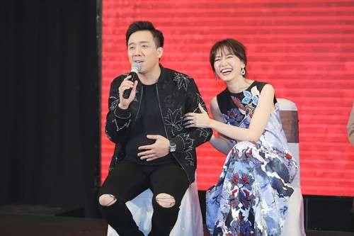 Hành động lúc 4h sáng của Trấn Thành khiến Hari Won phải cười bò 3