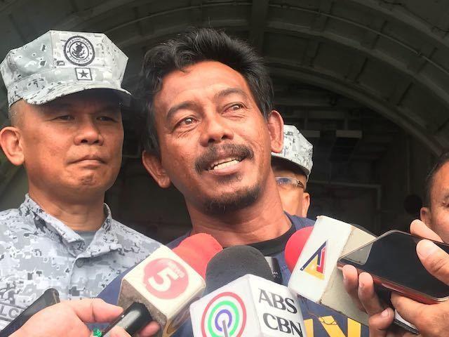 Thuyền trưởng tàu Philippines bị đâm thất vọng trước bình luận của ông Duterte  1