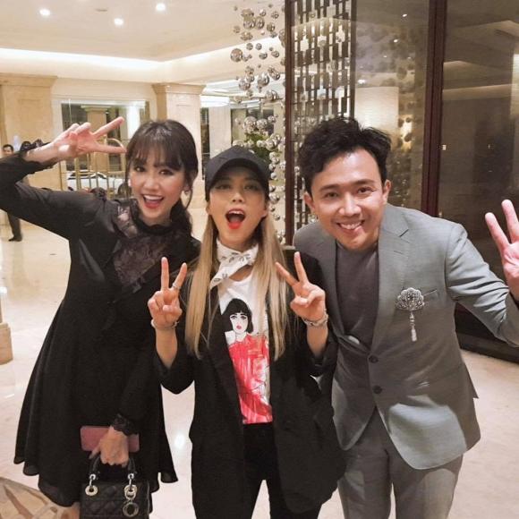 Vợ chồng Hari Won Trấn Thành ra tận sân bay để đón nhân vật quyền lực này 7