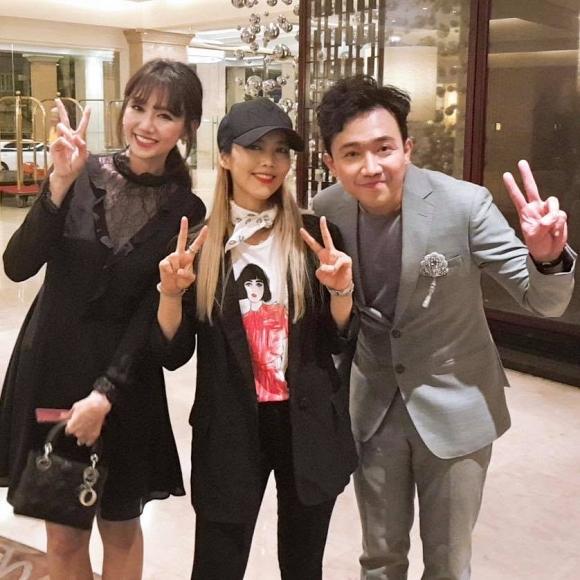 Vợ chồng Hari Won Trấn Thành ra tận sân bay để đón nhân vật quyền lực này 6