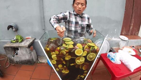 Xôn xao chiếc muôi 'khổng lồ' của bà Tân Vlog khuấy trà sữa, nấu lẩu dùng để xúc cám lợn? 4