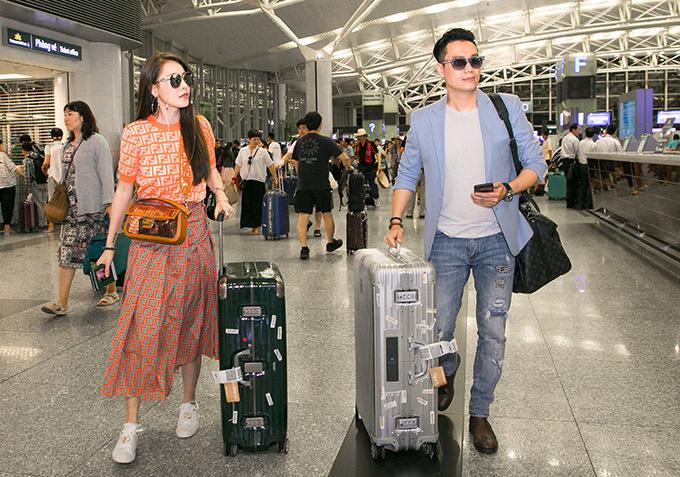 Hậu ly hôn, Việt Anh quyết định sang Hàn Quốc cùng Quế Vân 'tút tát' dung nhan  2