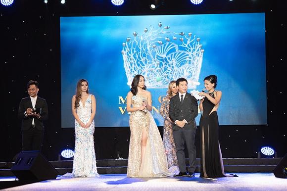Hé lộ mỹ nhân kế nhiệm ngôi vị Hoa hậu Đại dương của Lê Âu Ngân Anh 1