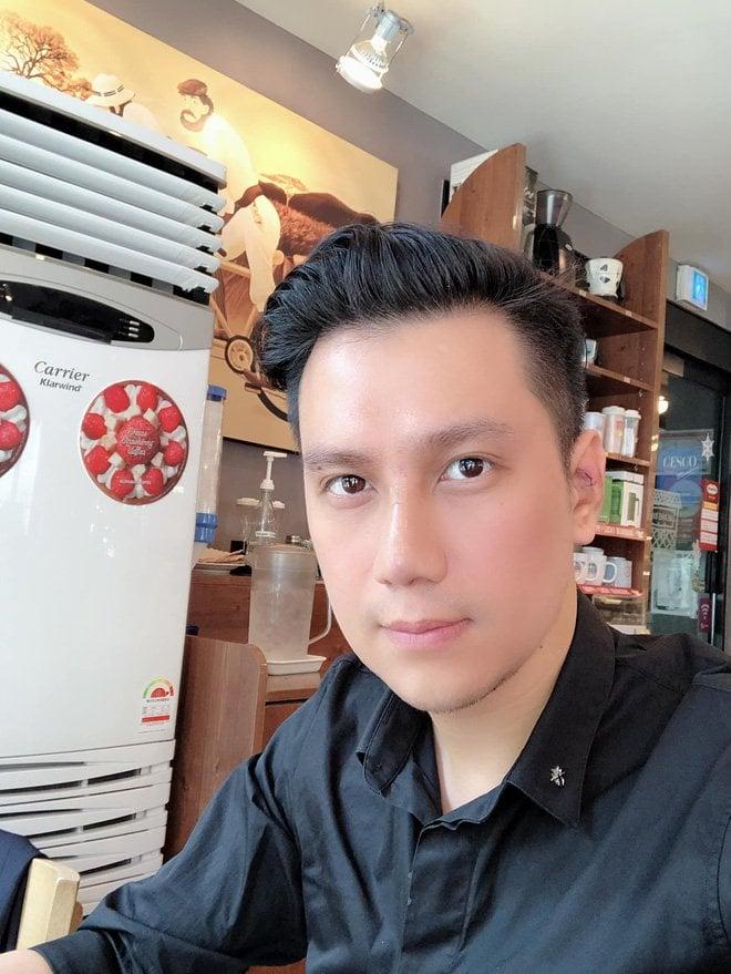 Cùng 'dao kéo', gương mặt của của Việt Anh giống Lương Bằng Quang đến không ngờ 1