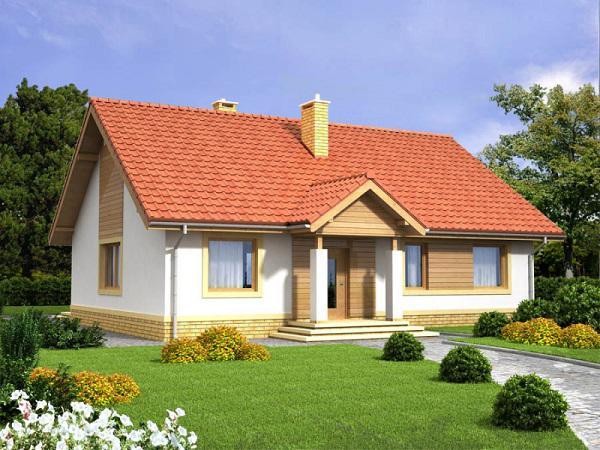 Tổng hợp những mẫu nhà cấp 4 đẹp nhất với chi phí xây dựng cực thấp 12