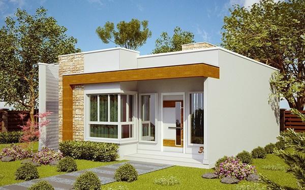 Tổng hợp những mẫu nhà cấp 4 đẹp nhất với chi phí xây dựng cực thấp 2