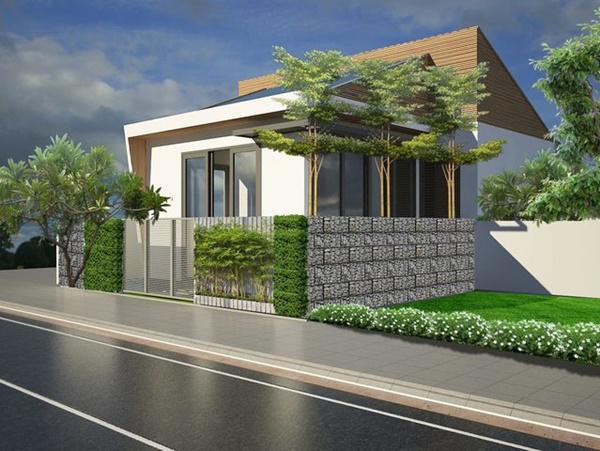 Tổng hợp những mẫu nhà cấp 4 đẹp nhất với chi phí xây dựng cực thấp 1