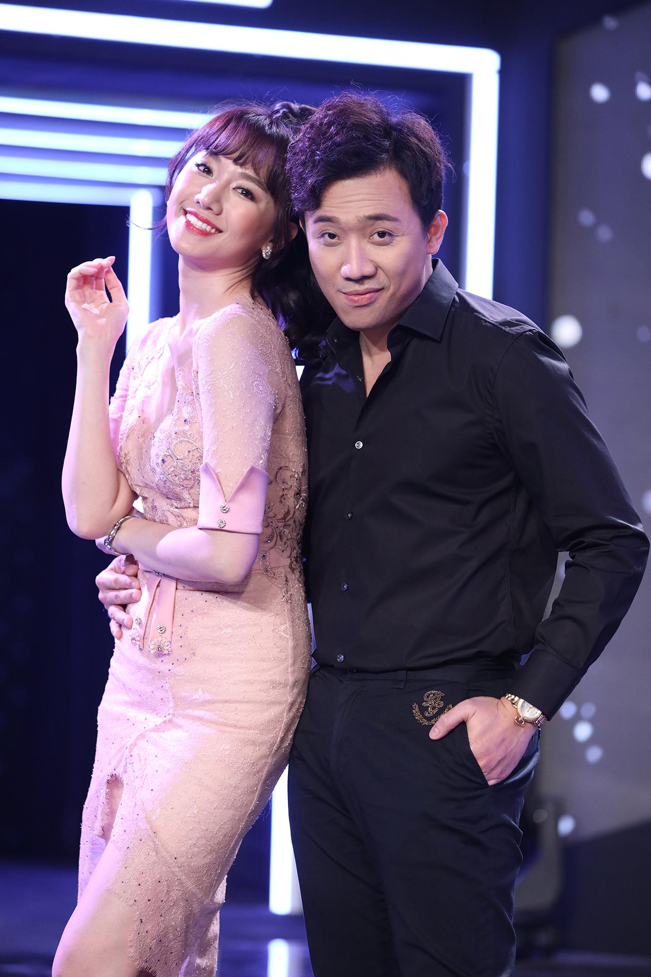 Hari Won - Trấn Thành lại bóc phốt nhau không thương tiếc khi cùng làm MC chương trình này 1