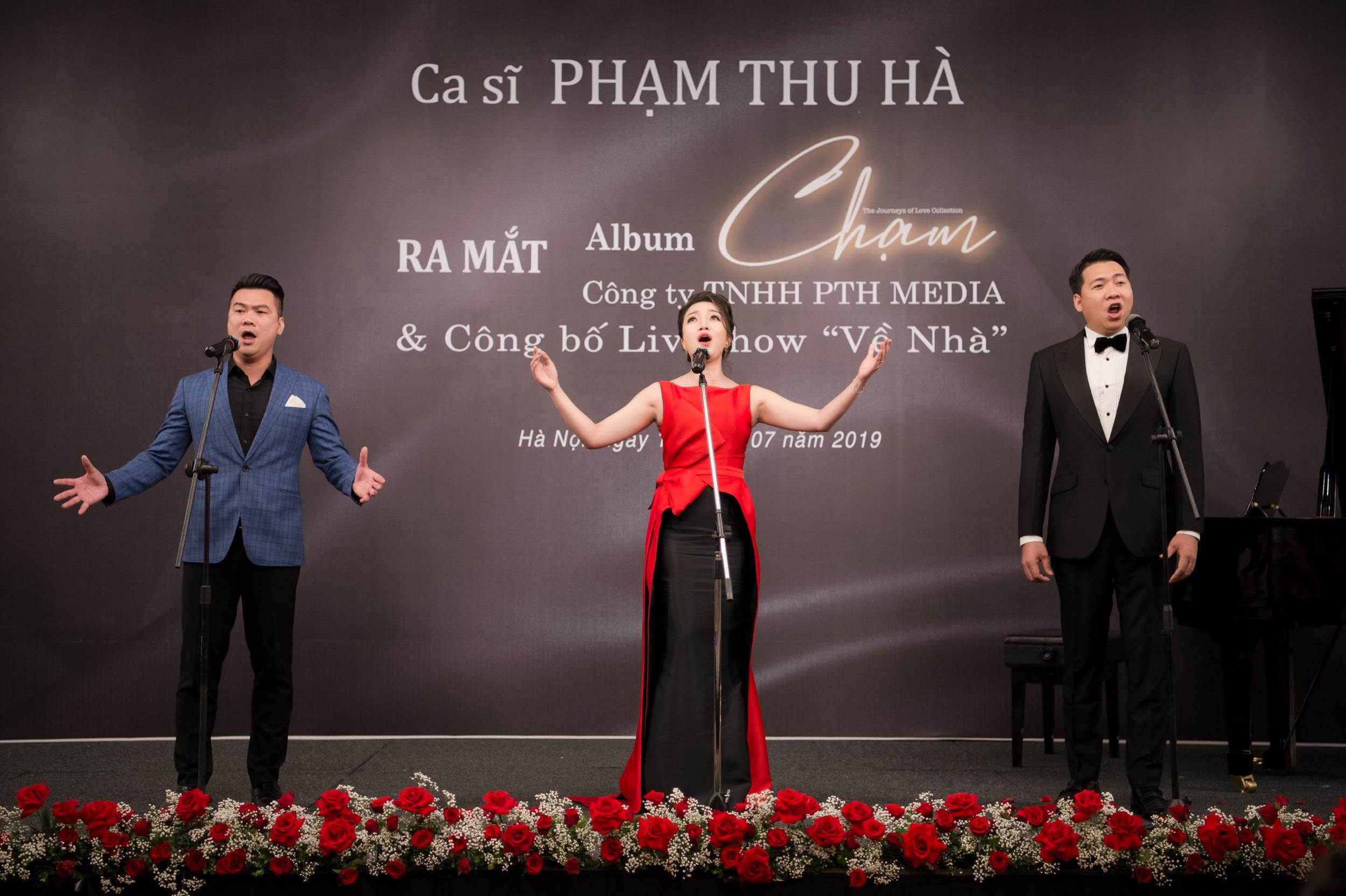 'Họa mi bán cổ điển' Phạm Thu Hà đánh dấu bước tiến mới trong sự nghiệp 3