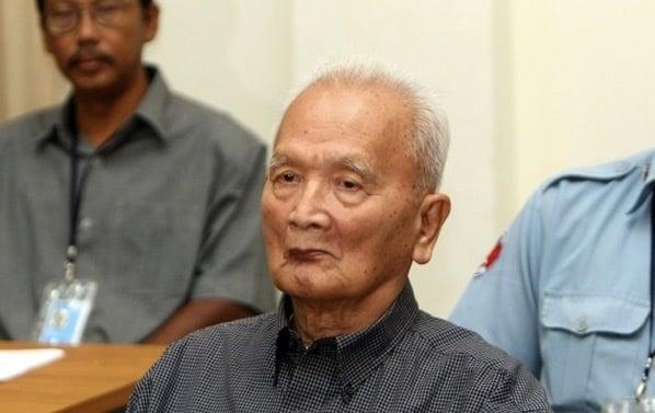 Thủ lĩnh số hai của Khmer Đỏ qua đời 1