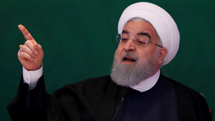 Iran đòi Mỹ dỡ lệnh trừng phạt mới tiếp tục đàm phán 1